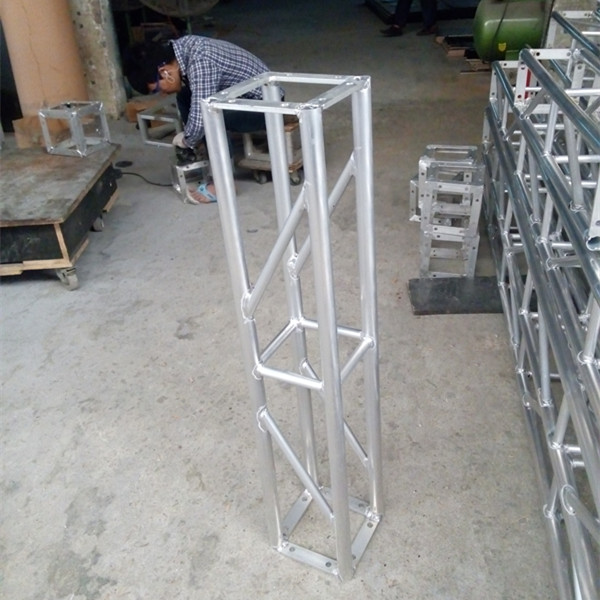 Ceremonies Ladder Mini Aluminum Stage Truss Non - Toxic For Small Project Events