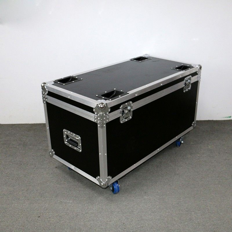 Custom Size Lockable Aluminum Tool Cases With Shockproof Inside And Anti Impact Outside