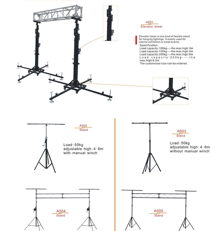 Heavy Duty Steel Light Stand Speaker Stand for Sale