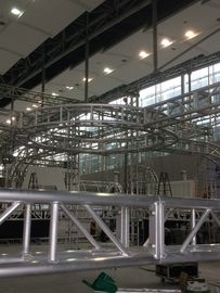 Roofing Grand Aluminium Circular Lighting Truss Apply To Audio Show Event